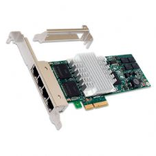 HP NC364T PCI-E Quad Port GbE Ethernet Nic 435508-B21,436431-001